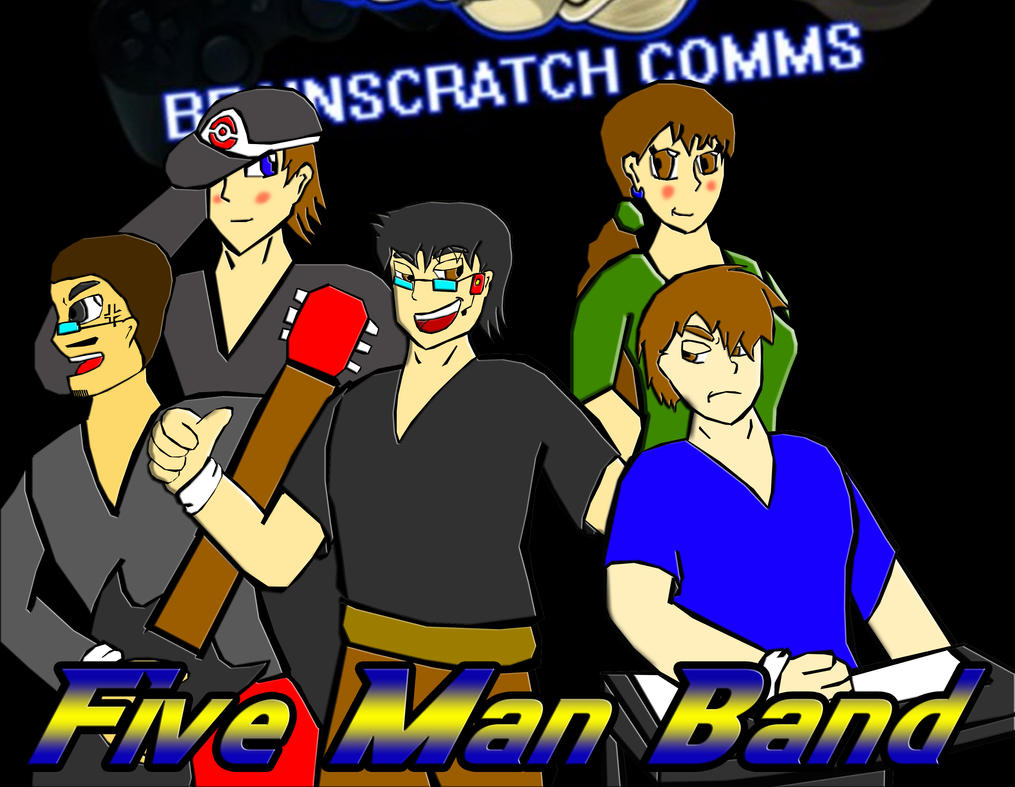 Five Man Band Lancer 55
