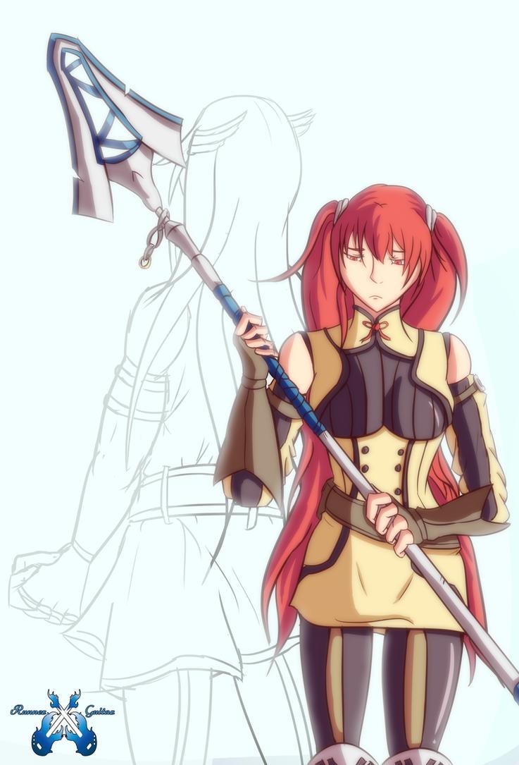 I Miss You (Fire Emblem Awakening Fan art) by RunnerGuitar