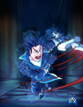 My Blade is Unbending! (Octopath Traveler fan art)