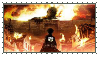 Attack On Titan stamp by SweetDoodles