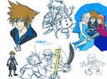Kingdom Hearts and Frozen