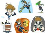 Sora Doodles