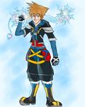 Sora - Winter Outfit concept