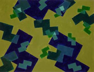 Tetris Color Blending by FennecusKitsune