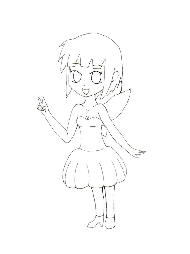 Fairy Hinata