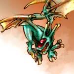 Dragon critter thing