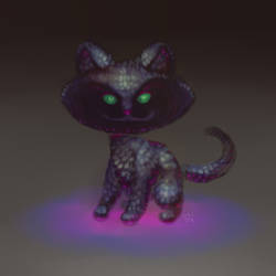 Cookie Clicker kitten