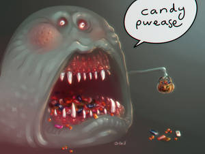 candy pwease