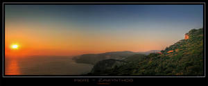 Keri Coast Panorama