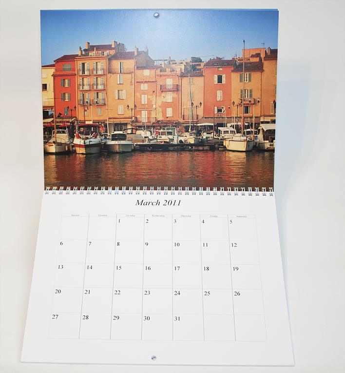 Calendar preview 2