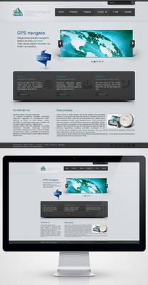 GPS Global System Webpage