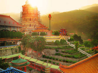 Buddhistic Temple - FOR SALE
