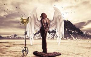 Angel by FreezyDavySmokey