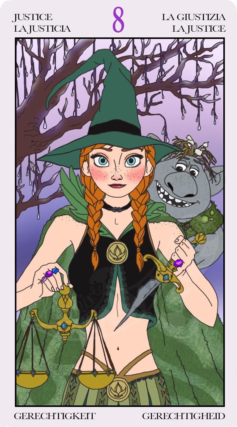Drawlloween 2019 - Disney Witches 06