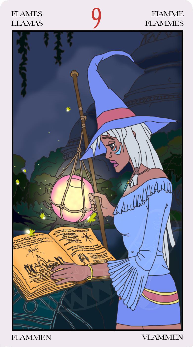 Drawlloween 2019 - Disney Witches 31 (supplement)