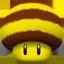 Bee Mushroom by draw-wiz
