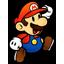 Paper Mario by draw-wiz