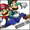 Brotherly Love by draw-wiz