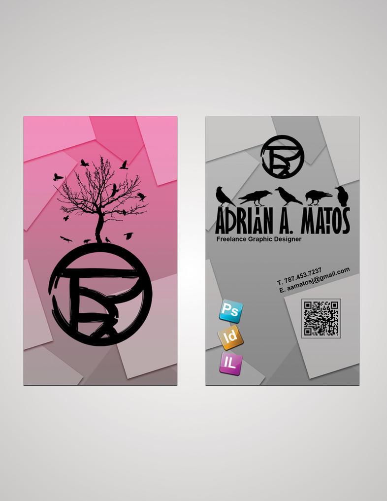 My freelance graphic designer business cards by tomiko2011 on deviantart my freelance graphic designer business cards by tomiko2011 colourmoves