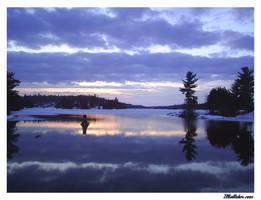 Dunlop Lake by Elliotlaker