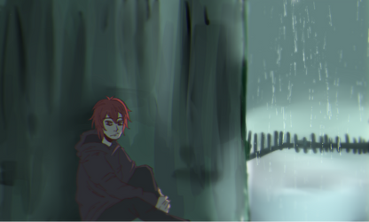 The rain won't stop