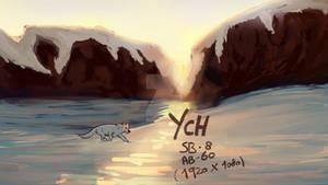Canine YCH + BG [CLOSED]