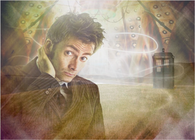 Tennant Wallpaper by zoudounbruja117
