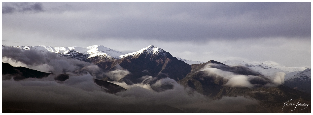 Andes by ricardsan