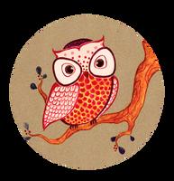 Owl.. by Cyrrinridae