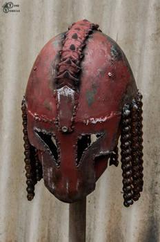 Postapocalyptic Gladiator Helm