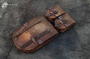 Wasteland Bags by Tharrk