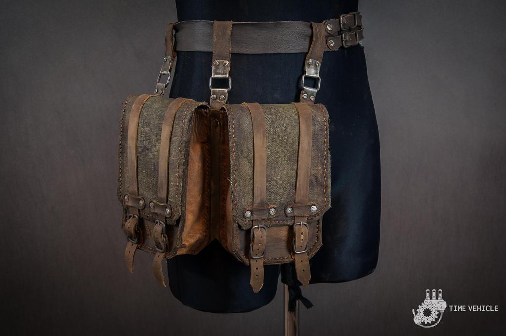 Double Wastelander Bag