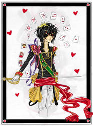 Wonderland: Cards by ConnieConnConn