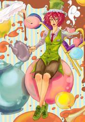 Wonderland: Mad Hatter by ConnieConnConn