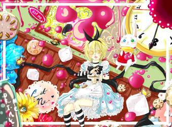 Wonderland: Alice by ConnieConnConn