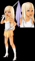 Rin - Sailor Ki'chora by Mythfreak