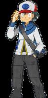 Pokemon Black and White Ash