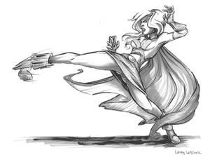 Miss Martian by DeadBomb