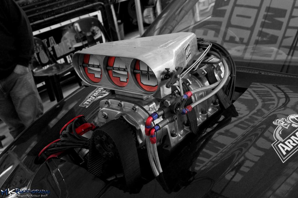 Big Block - V8 SuperCars Australia by Mattzooda