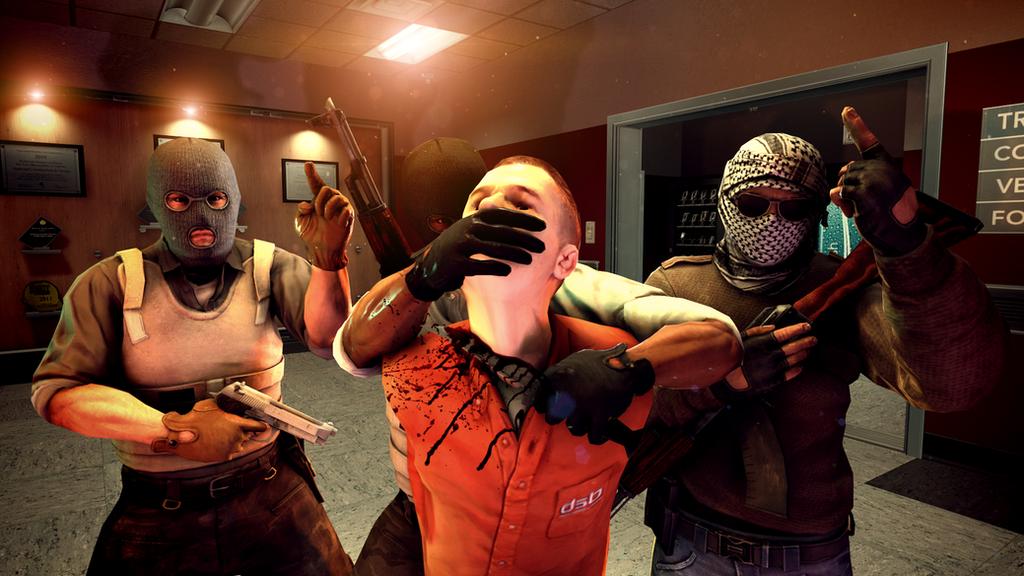 CSGO - Hostage Beheading by Mattzooda
