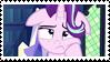 Starlight Glimmer Stamp by lloneWanderer