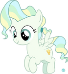 filly Vapor Trail vector