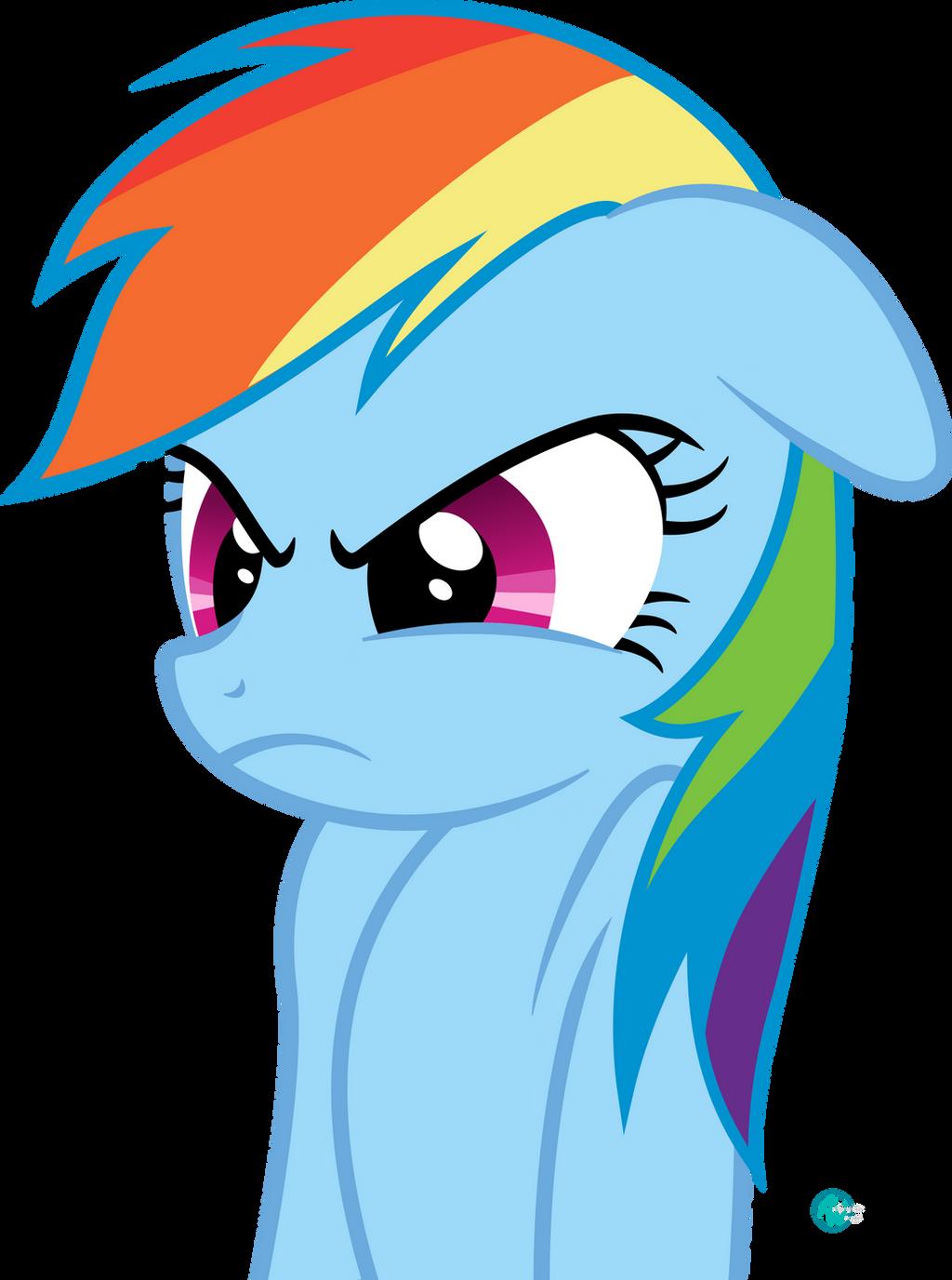Vector #34 - Rainbow Dash #7 by DashieSparkle on DeviantArt