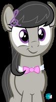 Octavia smirk vector