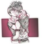 Magnus and Alec...kiss 2