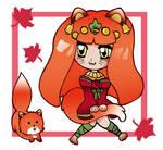 Chibi Kitsune