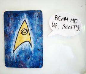 Science Ensign from Star Trek