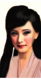 Chinese girl by kittygirl101202
