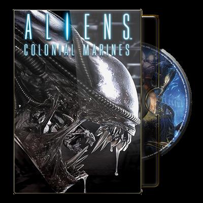 Aliens Colonial Marines by lewamora4ok on DeviantArt