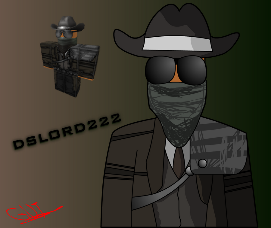 Dslord222 Drawing Requested (ROBLOX) By GutTC On DeviantArt